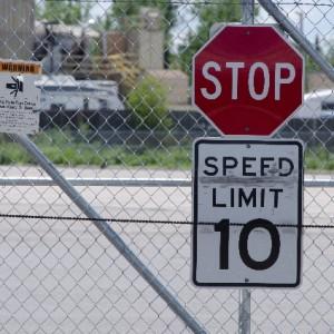 STOP 標識